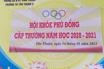 HỘI KHỎE PHÙ ĐỔNG CẤP TRƯỜNG NĂM HỌC 2020 – 2021